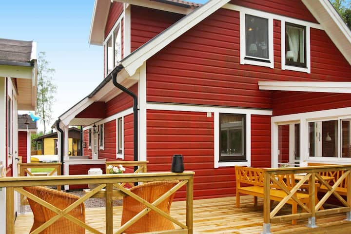 4 person holiday home in KOLSVA