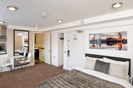 Beautiful Studio in the heart of Marylebone - London - Apartment