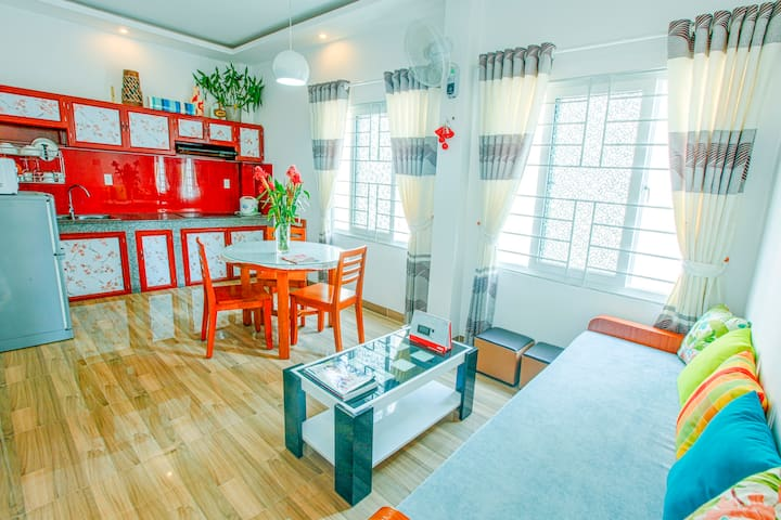 LaBoo Boutique Apartment  - Free Room Service - Nha Trang,  - Byt