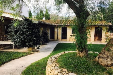 Beautiful Finca between nature and city double bed - Pollença