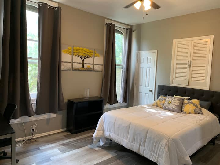 Brand New Studio Apartment Available near Main St!