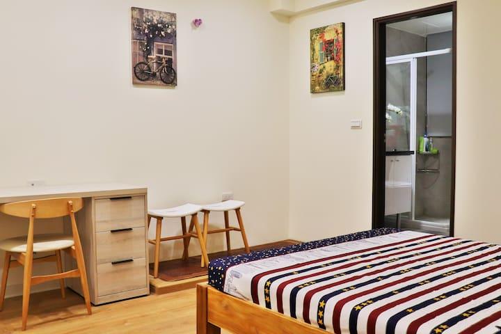 Luzhou New Apartment A3/ 1 min to MRT