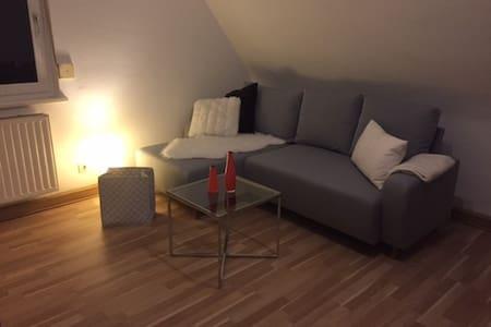Gemütliche & moderne 3-Zimmer Wohnung - Rottweil