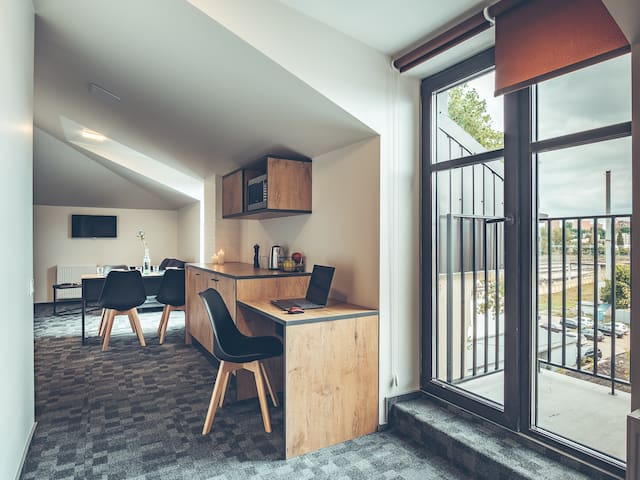 Studio Apartment for 6 persons