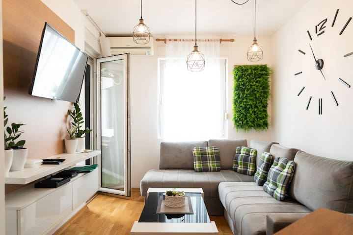 Greenfield Apartment