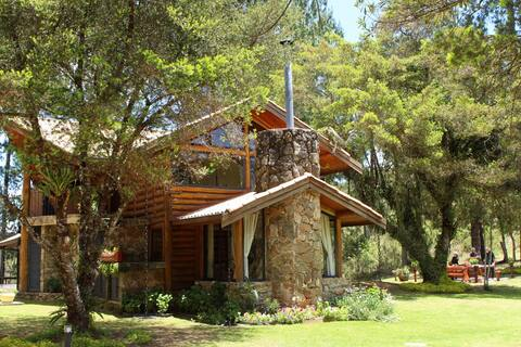 Luxury Chalet in Campos do Jordão. Staff Included