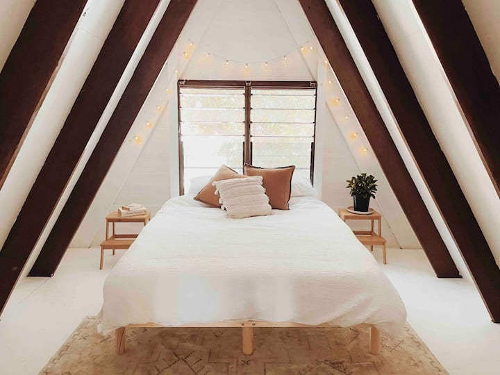 NEW! Maggie A-frame hideaway