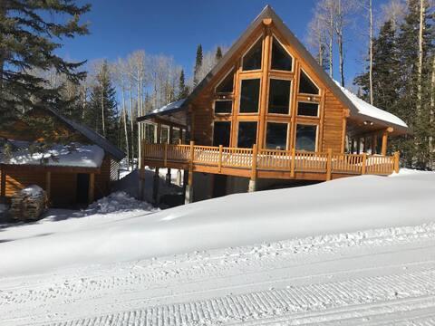 Littlebear ski in/ski out cabin