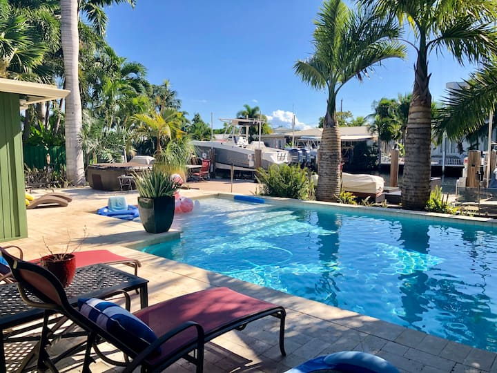 A Touch of Paradise in Wilton Manors