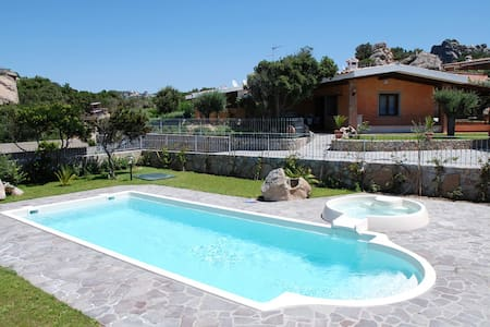 Villa esclusiva con piscina privata - Rena Majore - Villa