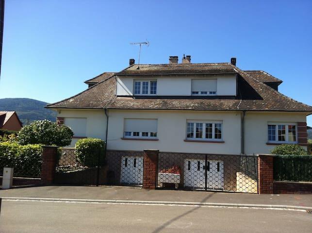 Maison du bonheur - Bernardswiller - House
