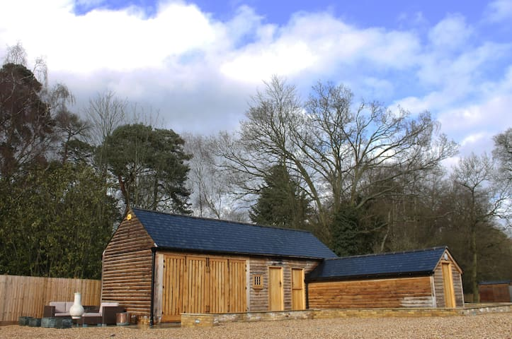 The Barn at Little Coppice - Iver Heath - Outro