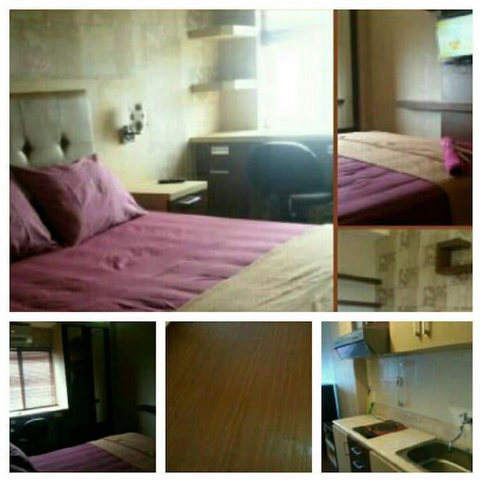 Liburan telah datang. Bila membutuhkan penginapan buat Saudara, Keluarga, Teman. Ready 20 Room Apartement Soekarno Hatta Malang. Ready Tipe Studio, Tipe Eksekutif, Tipe Penthouse.