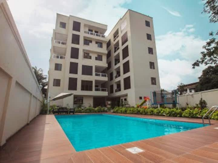 Brand new 3BR Apartment in the heart of Accra City