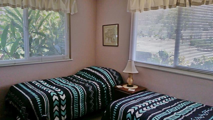 Room in Santa Barbara home in convenient location!