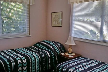Room in Santa Barbara home in convenient location!