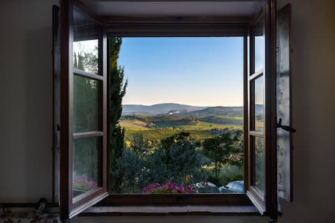 "La Casa delle Querce - ""Belvedere"""