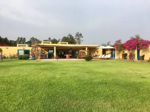 Casa de campo Quilmana - Cañete