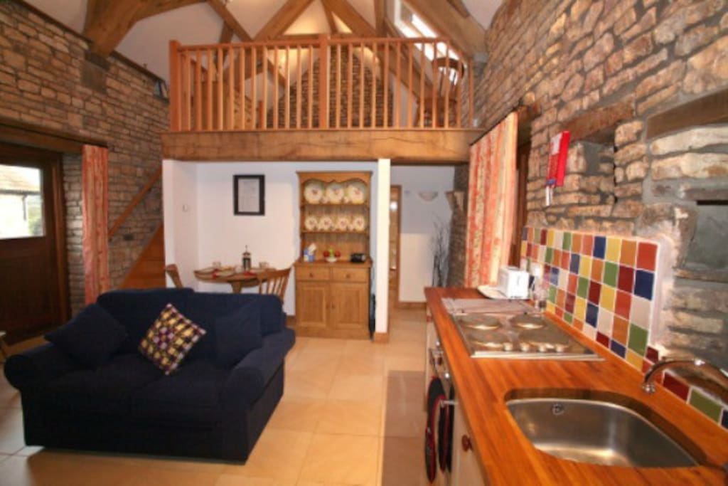 Whippletree Cottage internal view