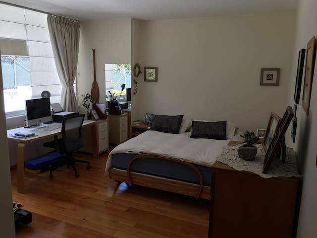 Maravilloso y tranquilo apartamento en Quito