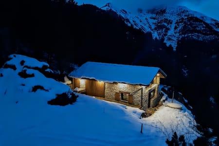 Borda cremat, mountain accommodation