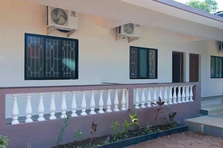 Guest House with luxury Rooms - Nord-Goa