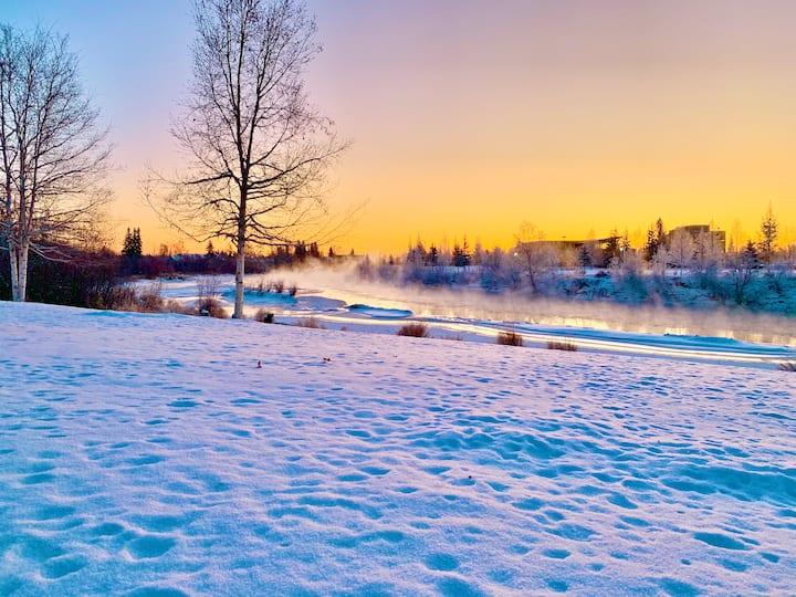 -Lavish- River/City/Park/Aurora/