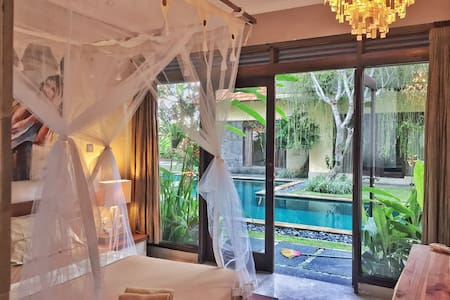 ♥♥♥ Lovely private Suite with amazing bathtub! ♥♥♥ - Ubud
