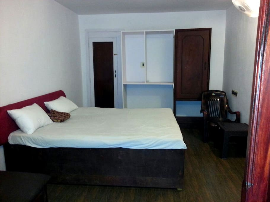 All Rooms are with a double bed