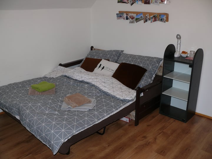 Free guest room in Letohrad