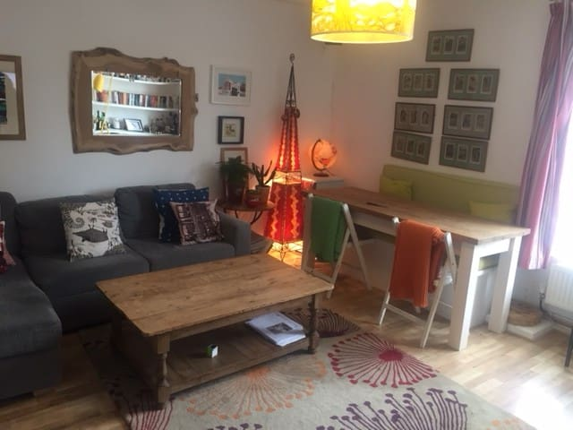Lovely and spacious flat in beautiful East Dulwich