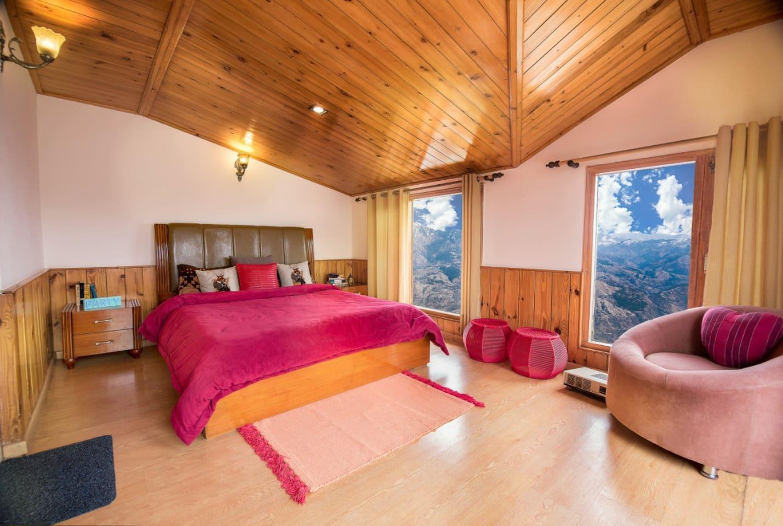 The Cloudberry, Cozy 2BHK surreal views, Shimla