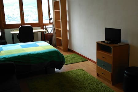 4 HABITACIONES+desayuno, wifi y parking - 奥维耶多 - 公寓