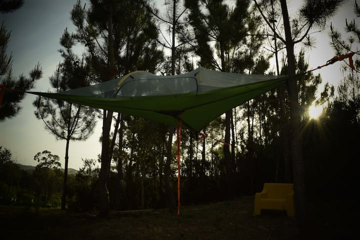 TENTSILE Camp (2pax) Rota Vicentina