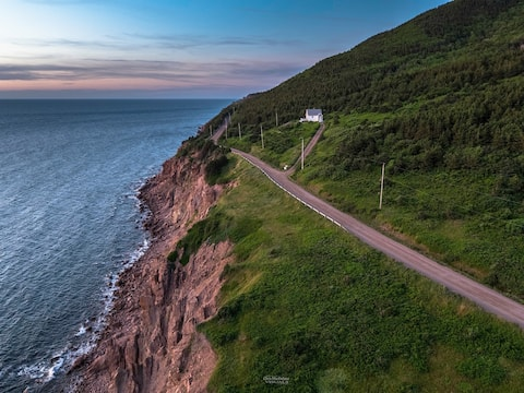 Private 89-acre Oceanfront Retreat - Cabot Trail