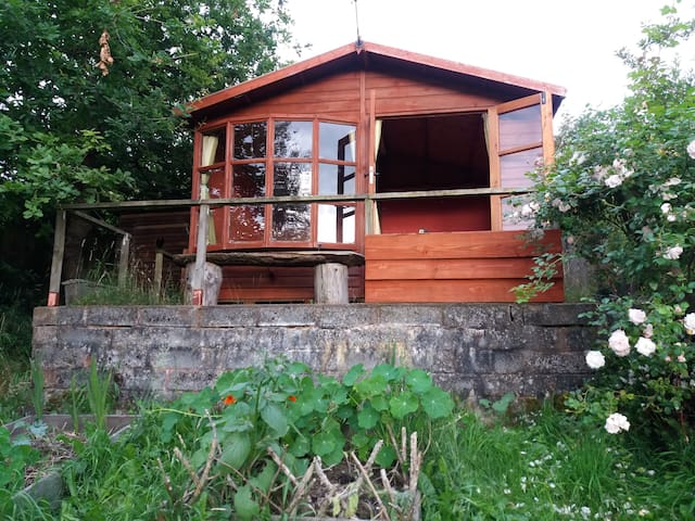 Summer House nr Builth Wells