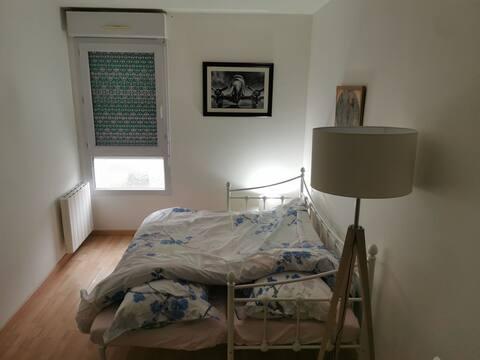 Chambre cozy à 30 minutes de Paris