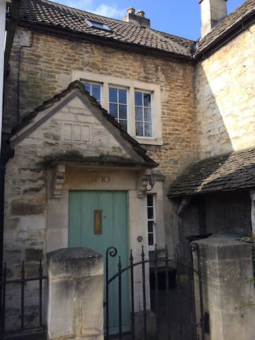 Charming 1750 cottage nr Bath - Bradford-on-Avon - Hus