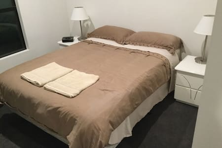 Lovely Private Room With Free WIFI - Mentone - Apartamento