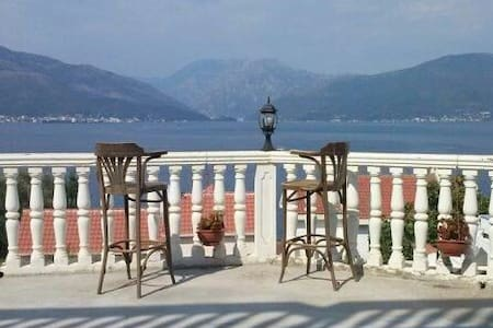Krasici, 5bed Apartment see view - No Number - Wohnung