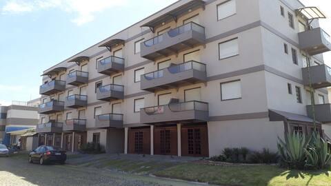 Apartamento em Tramandaí de frente para o mar