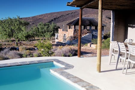 Tierkloof Mountain Cottages: The Fort