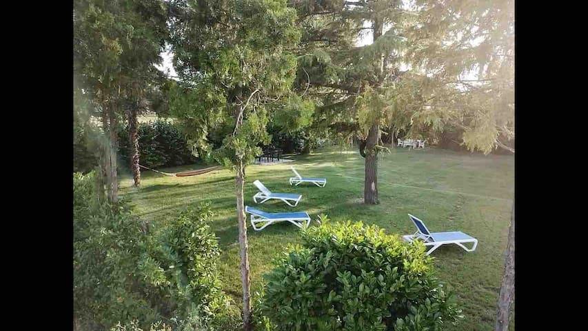 Herbstzeit genießen  bei Bibione mit beh. Pool