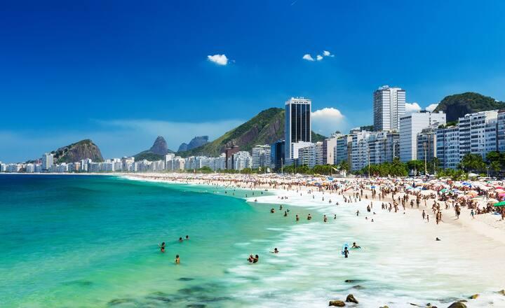 Great Apartament-Otimo apartamento em Copacabana