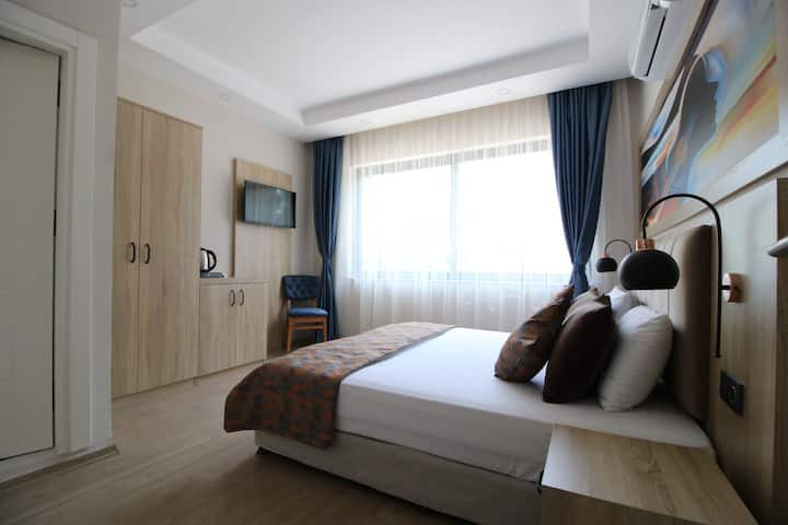 Deniz Boutique Hotel Konyaaltı - Standart Room +2