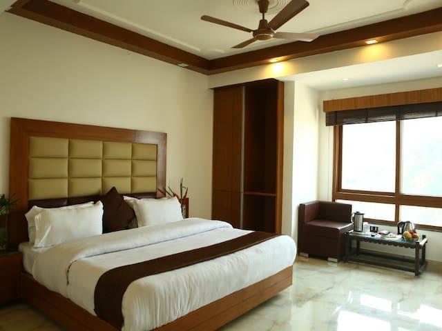 Superior Double Room near Gandhi Chowk