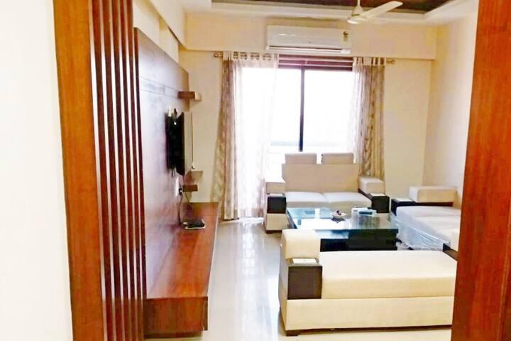 DivyaJivan Lifestyle 3bhk Penthouse