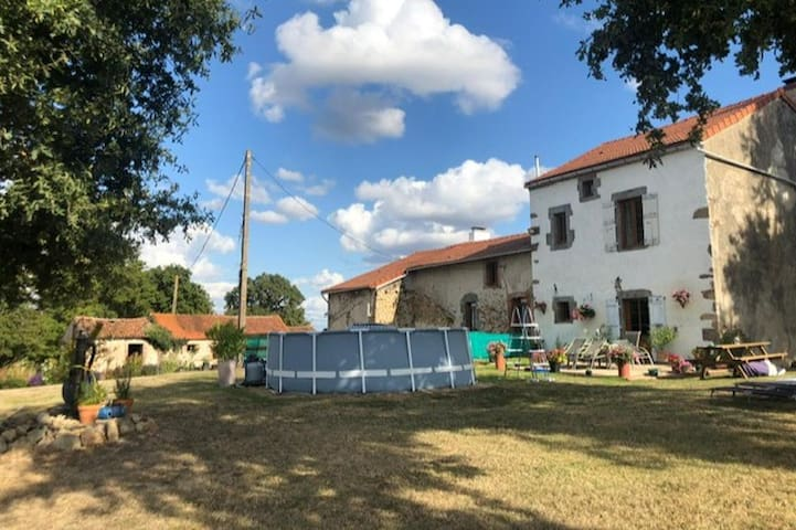 Spacious, recently-renovated rural gite