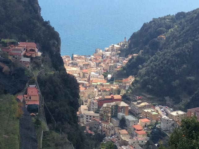 Convenient & Cosy apartment on the Amalfi Coast - Scala - Apartment