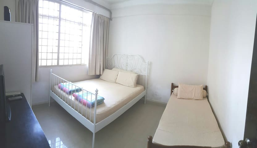 Walking distance to Orchard Road - Singapore - Appartement